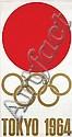 Poster by Yusaku Kamekura - Olympic Games Tokyo 1964, Yusaku Kamekura, Click for value