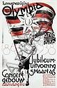 Poster by Jan Kotting - Turnvereeniging Olympia Amsterdam, Jan Kotting, Click for value