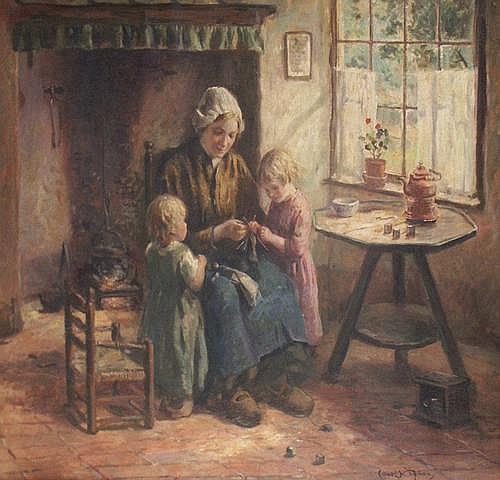 ZWAAN, C.W. (Cornelis Christiaan) (1882-1964) De
