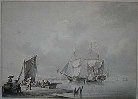 SCHOUMAN, M. (Martinus) (1770-1848) Het