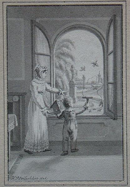 OOSTERHUIS, H.P. (Haatje Pieters ) (1784-1854).