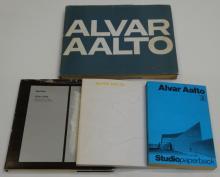 ARCHITECTURE - AALTO - [FLEIG, K.] [ed.].