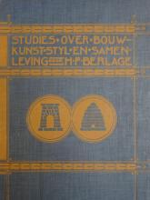 ARCHITECTURE - BERLAGE, H.P.