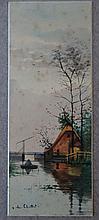 ROSSUM DU CHATTEL, F.J. (Fredericus Jacobus) VAN (1856-1917).