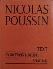 [POUSSIN] – BLUNT, A. The paintings of Nicolas Poussin. A ...