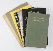 ACHTERBERG, G. Dead End. Gedichten. Rijswijk, A.A.M. Stols, ...