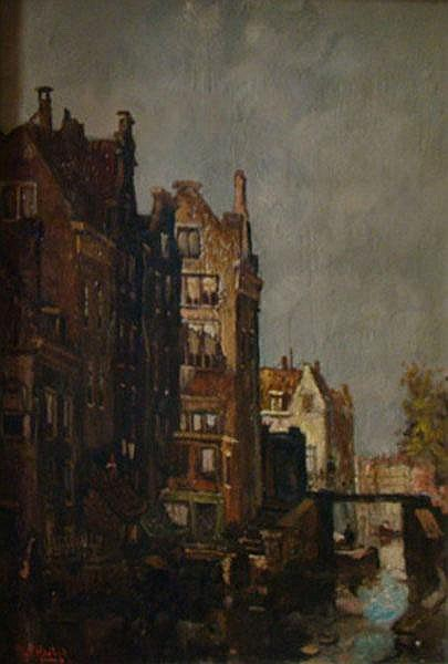 HOUT, P. (Pieter 'Piet') IN 'T (1879-1965)