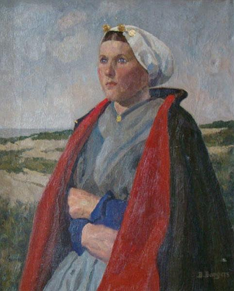 BONGERS, B.A. (Berend Adrianus) (1866-1949)