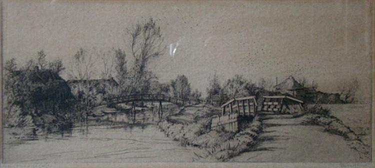 NACHENIUS, J.C. (Jan Coenraad) (1890-1987) 'De