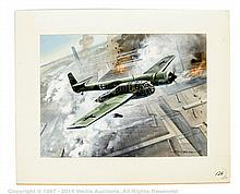 Airfix - Original Roy Cross Artwork, Original