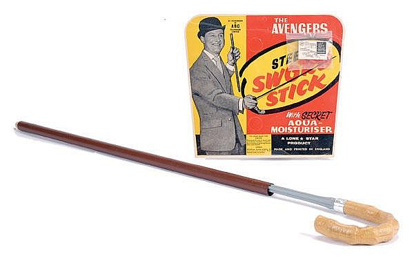 Lone Star The Avengers Steed Sword Stick