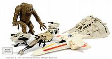 QTY inc Palitoy/Kenner vintage Star Wars unboxed