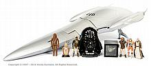 GRP inc Star Wars Episode I large scale Naboo