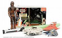 QTY inc Star Wars items Episode 1 Hasbro Sith