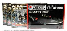 GRP inc Star Wars plastic kits and other toys