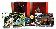 GRP inc Star Wars toys Thinkway Episode
