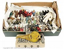QTY inc Palitoy/Kenner Star Wars vintage 3 3/4