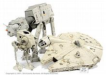 QTY inc Palitoy/Kenner vintage Star Wars Ships