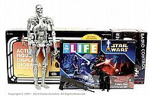 GRP inc Modern Star Wars Toys and a Terminator
