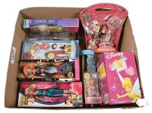 GRP inc Mattel Barbie, Hasbro Sindy and other
