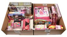 QTY inc Mattel Barbie and other dolls