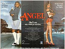 ADULT Film Posters (c.1970s) UK Quads (2)