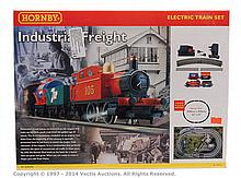 Hornby (China) OO Gauge Industrial Freight