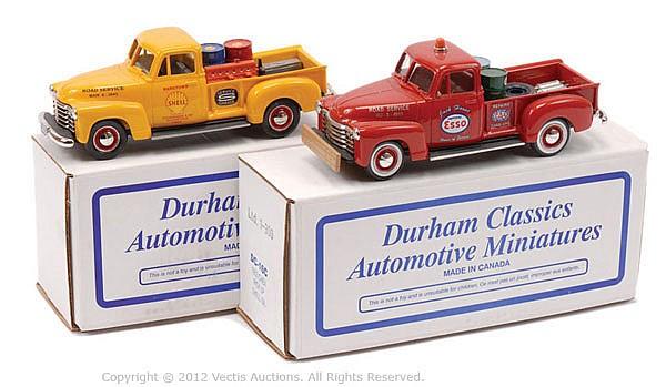 PAIR inc Durham Classics Chevrolet Pick-up