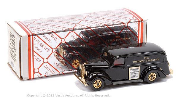 Durham Classics No.DC13B Ford 1939 Paddy Wagon