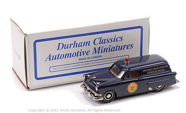 Durham Classics No.DC07F Ford 1954 Delivery Van