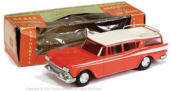 Jo-Han (USA) Rambler Station Wagon - scarce