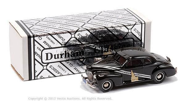 Durham Classics No.DC05E Chevy 1941 Coupe