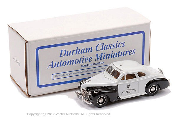 Durham Classics No.DC5G Chevy 1941 Coupe