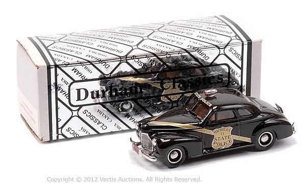 Durham Classics No.DC05D Chevy 1941 Coupe