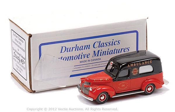 Durham Classics No.DC19B Chevrolet 1941
