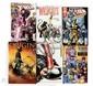 QTY Marvel, DC Comics and Graphic Novels