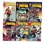 QTY Marvel/DC comics and Graphic Novels