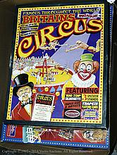 PAIR inc Britains, Joveclub boxed Circus pair