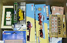 GRP inc Corgi boxed Commercial No.16201 Scammell