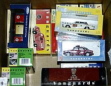 GRP inc Vanguards boxed with one set. No.VA08907