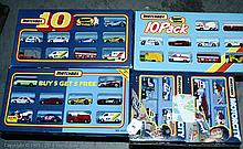 GRP inc Matchbox a gift pack boxed No.MC12/MC13