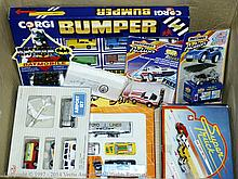 GRP inc Corgi, Matchbox, Lledo and similar boxed