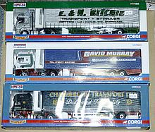 GRP inc Corgi boxed Truck in 1/50th scale