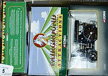 GRP inc Corgi boxed No.CC20104 Fowler Showmans