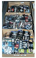 QTY inc Doctor Who Figurine Collection magazine