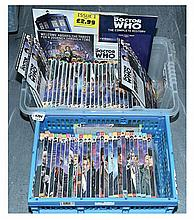 QTY inc Panini Magazines BBC Doctor Who