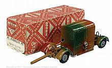 Marklin No.8021/76 Pre War Generator Trailer