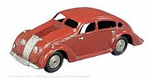 Marklin No.5521/51 Adler - red body, silver trim