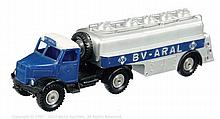 Marklin No.5521/27 MAN Petrol Tanker 'BV-Aral'
