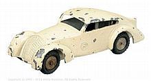 Marklin No.5521/6 Hanomag Coupe - cream body